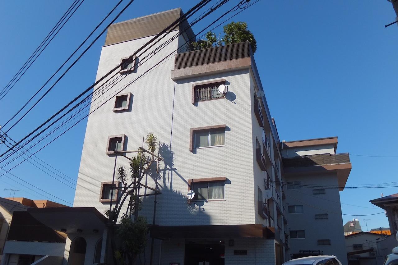 渋谷区 Hマンション
